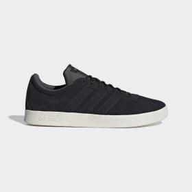 adidas - VL Court 2.0 Shoes Core Black / Core Black / Grey Six EG3956