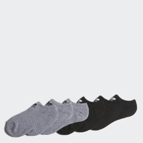fbf32943a470 Trefoil Socks 6 Pairs