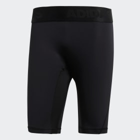 adidas - Alphaskin Sport Short Tights Black CF7299