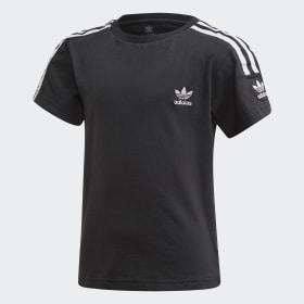 adidas - Tričko Black / White FM5629