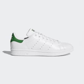 adidas - Stan Smith Schoenen Footwear White / Core White / Green M20324