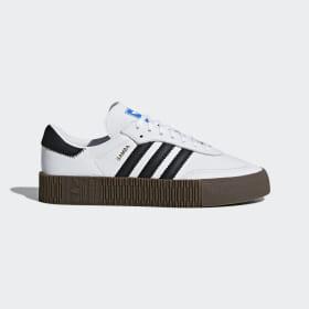 adidas - SAMBAROSE Shoes Cloud White / Core Black / Gum5 AQ1134