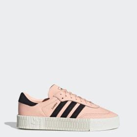 rosa Originals Samba Schuhe | adidas Deutschland