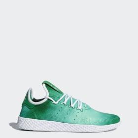 newest 40dc5 3ef6f Tenis Pharrell Williams Tennis Hu ...