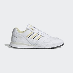 adidas - Zapatilla A.R. Trainer Cloud White / Easy Yellow / Crystal White BD7840