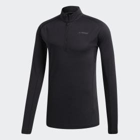 adidas - Trace Rocker Long-Sleeve Top Black DQ1506