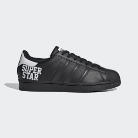 adidas - Superstar Shoes Core Black / Core Black / Cloud White FV2814