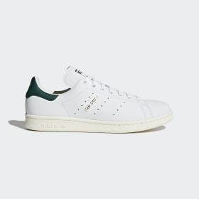 adidas - Stan Smith Schoenen Cloud White / Cloud White / Collegiate Green CQ2871
