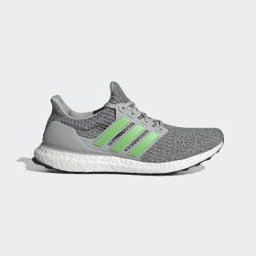 meet 47eac b458e Grey Ultraboost Running Shoes   adidas US