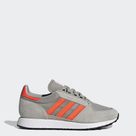 Adidas Originals COUNTRY OG Chaussures Mode Sneake Rouge