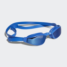 adidas - persistar race mirrored swim goggle Blue / Blue / White BR1026