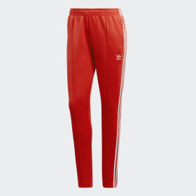 adidas - SST Tracksuit Bottom Radiant Red CE2401