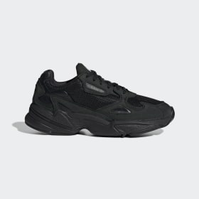 adidas - Falcon Shoes Core Black / Core Black / Grey Five G26880