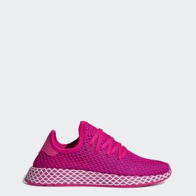 Dames Roze Lichtgewicht Originals Schoenen | adidas