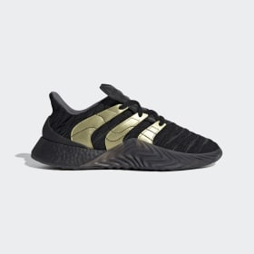 adidas - Sobakov 2.0 Shoes Core Black / Gold Met. / Carbon D98155