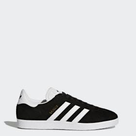 adidas gazelle schoenen linnen green