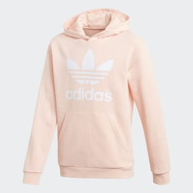 Sweats à capuche - Rose | adidas France