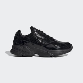 adidas - Falcon Shoes Core Black / Core Black / Core Black CG6248