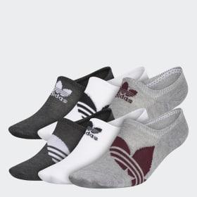 Trefoil Superlite Super-No-Show Socks 6 Pairs