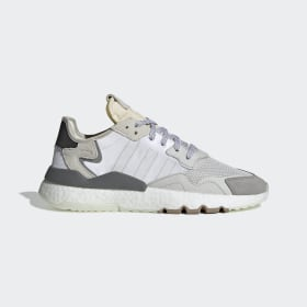 adidas - Nite Jogger Shoes Beige / Crystal White / Core Black CG5950
