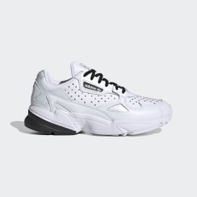 adidas - Falcon Shoes Cloud White / Core Black / Cloud White FV3413