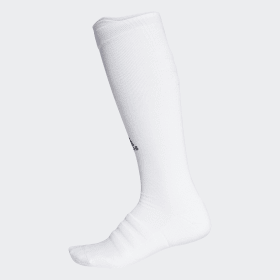adidas - Alphaskin Lightweight Cushioning Over-the-Calf Compression Socks White / White CV7699