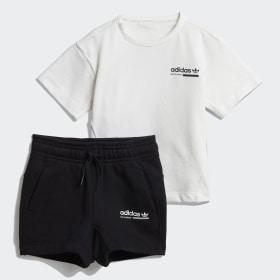 Kaval Shorts Set