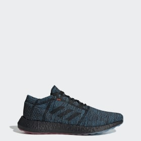 8c0a45f1b Black PureBoost Shoes
