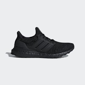 adidas - Ultraboost Schuh Core Black / Core Black / Active Red F36641