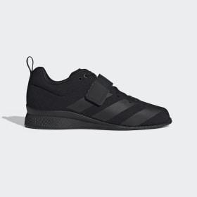 adidas - Adipower 2 Gewichtheberschuh Core Black / Core Black / Core Black F99816