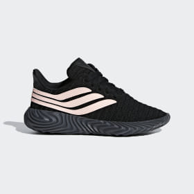 adidas - Zapatilla Sobakov Core Black / Clear Orange / Core Black AQ1810