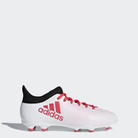 Adidas Fotballsko Nettbutikk,Gutt Ace 17.1 Firm Ground Svart