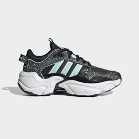 adidas - Scarpe Magmur Runner Core Black / Cloud White / Frost Mint EF9002