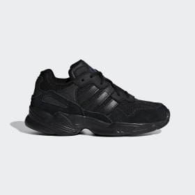 adidas - Yung-96 Shoes Core Black / Core Black / Carbon F34281