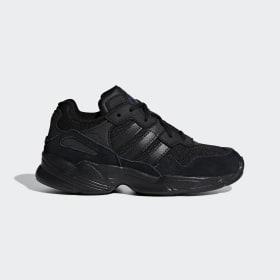 adidas - Yung-96 Shoes Core Black / Core Black / Carbon F34281
