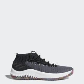 low priced ff42e b1c35 Damian Lillard Basketball Sneakers, Clothing  Gear  adidas U