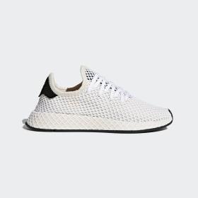 adidas - Deerupt Runner Shoes Linen / Linen / Ecru Tint CQ2913