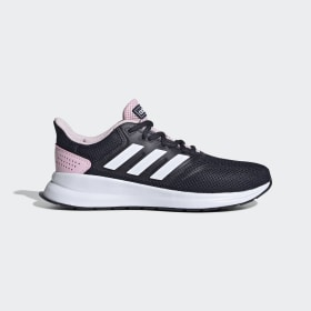 adidas - Runfalcon Shoes Legend Ink / Cloud White / Clear Pink EF0152