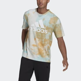Essentials Tie-Dyed Inspirational Tee
