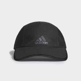 adidas - Climacool Running Cap Black / Black / Black Reflective CF9628