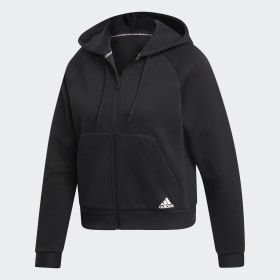 adidas - Must Haves Hoodie Black DU6570