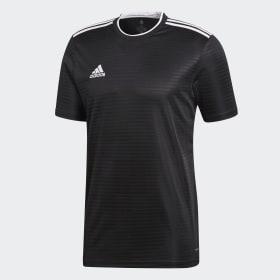 adidas - Condivo 18 Jersey Black / White CF0679