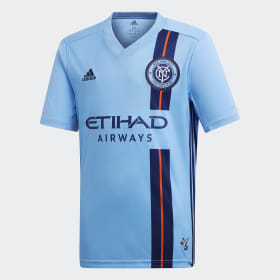 New York City FC Home Jersey
