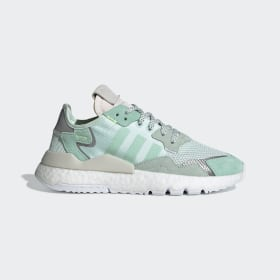 adidas - Zapatilla Nite Jogger Ice Mint / Clear Mint / Raw White F33837