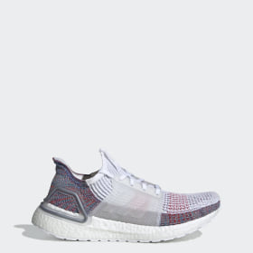 a9013ec43b754 White Ultraboost Running Shoes. Free Shipping   Returns. adidas.com
