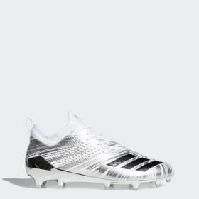 free shipping df4e5 71249 Adizero 5-Star 7.0 Metallic Cleats