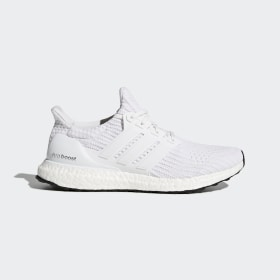 adidas - Ultraboost Shoes Cloud White / Cloud White / Cloud White BB6168