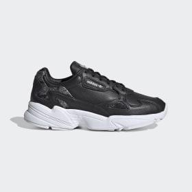 adidas - Falcon Shoes Core Black / Core Black / Silver Metallic EH1256