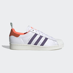 adidas - Superstar Girls Are Awesome Schoenen Cloud White / Icey Pink / Signal Coral FW8087