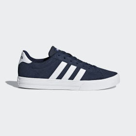 adidas - Daily 2.0 Shoes Collegiate Navy / Cloud White / Cloud White DB0271